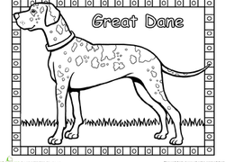 Kindergarten Coloring Pages & Printables Page 41