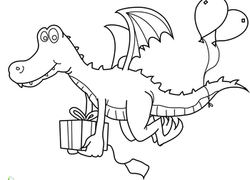 Kindergarten Fairy Tales Coloring Pages & Printables
