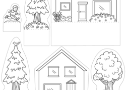 1st Grade Paper Projects Worksheets & Free Printables