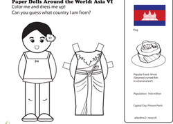 1st Grade Geography Worksheets & Free Printables