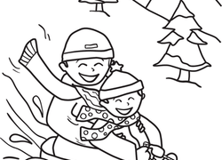 Kindergarten Coloring Pages & Printables Page 7