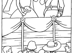 1st Grade Fairy Tales Coloring Pages & Printables Page 3