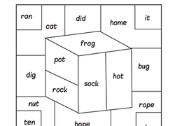 First Grade Reading Worksheets & Printables Page 4