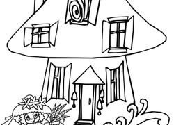 1st Grade Fairy Tales Coloring Pages & Printables Page 2