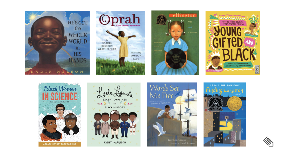 8 books to celebrate Black History Month