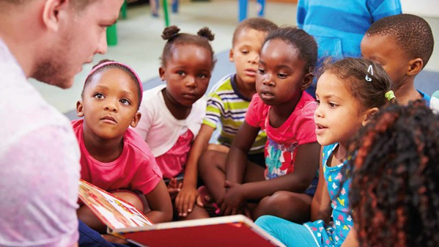 How to Get Involved in Your Child's Classroom