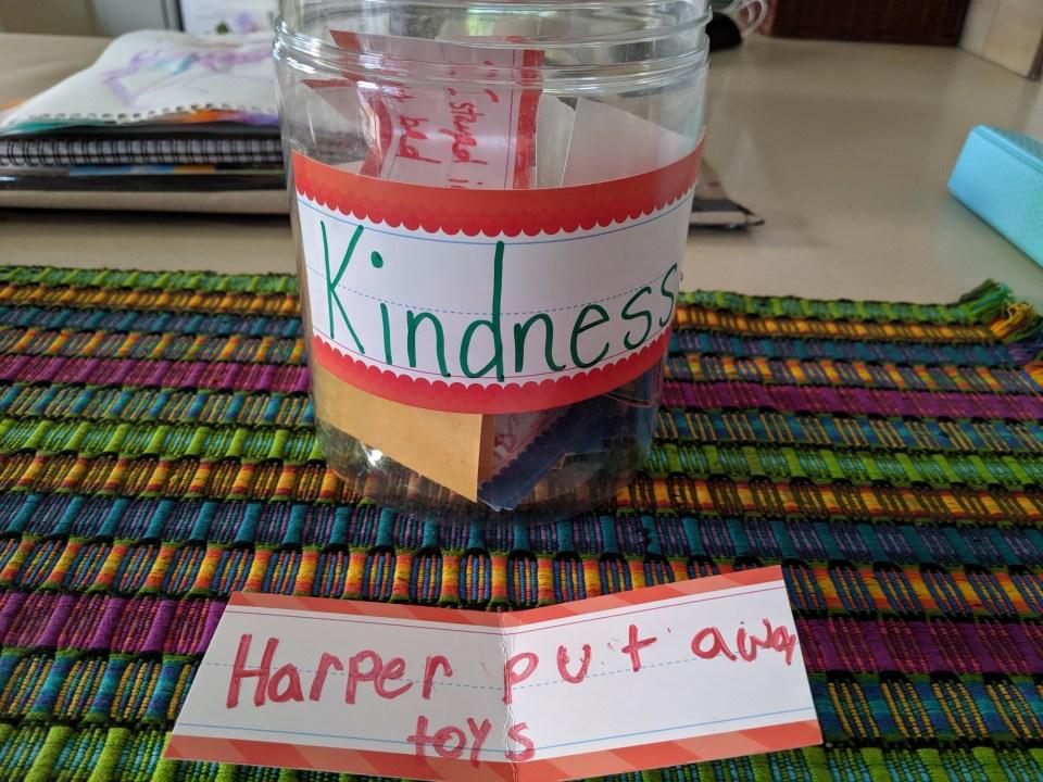 Kindness Jar