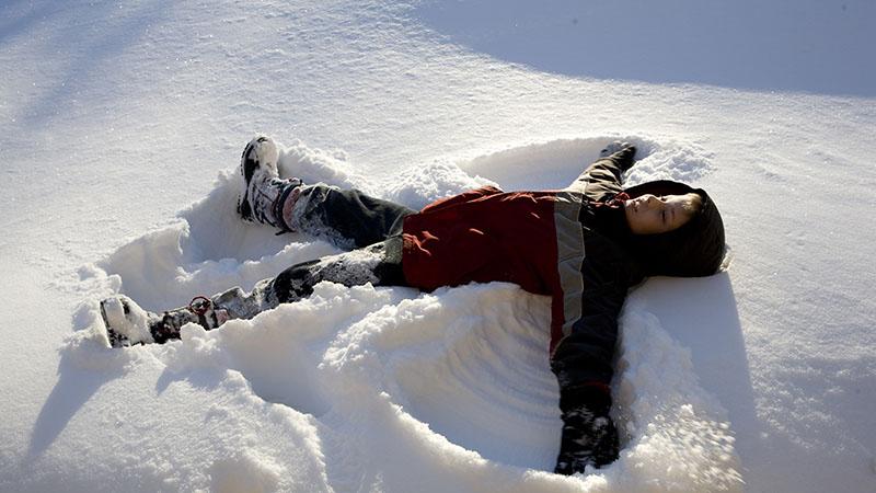 snow day activities for children