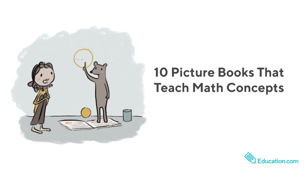 medium resolution of picture books about math feature