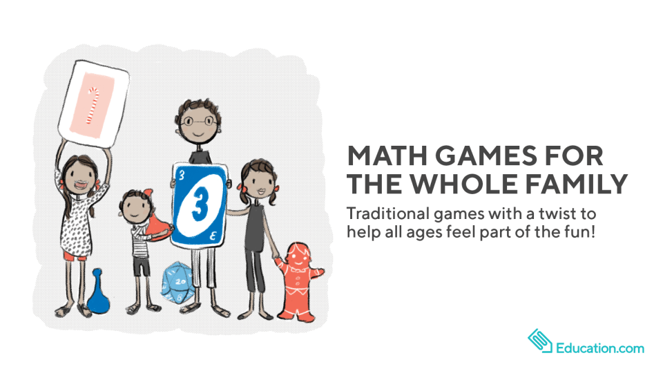Math Games feature
