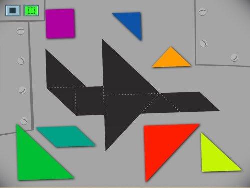 small resolution of Airplane Tangram Game   Game   Education.com
