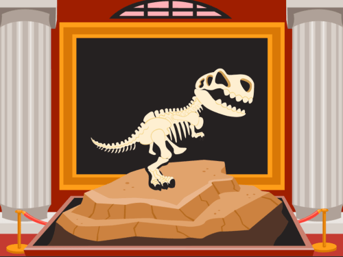 small resolution of Dino Bones: Word Problems With Multiplying Mixed Numbers   Game    Education.com