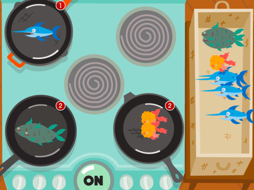 small resolution of Picture Graphing Data: Fish   Game   Education.com