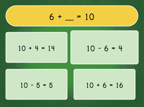 small resolution of Inverse Operations Quiz   Game   Education.com