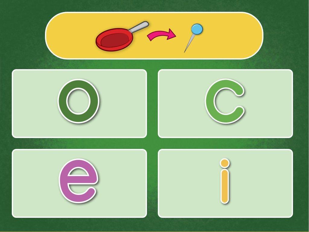 School Bus Spelling Game