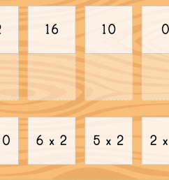 Multiply by 2 Matching   Game   Education.com [ 854 x 1135 Pixel ]