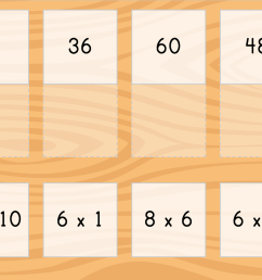 Multiply by 6: Matching   Game   Education.com [ 853 x 1137 Pixel ]