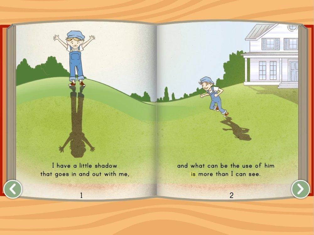medium resolution of My Shadow Classic Poem   Story   Education.com