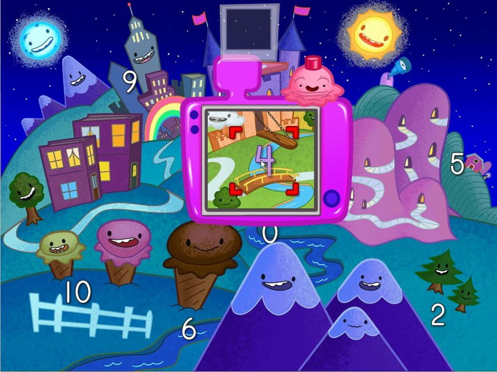 medium resolution of Numbers 1 to 10 Photoshoot Game   Game   Education.com
