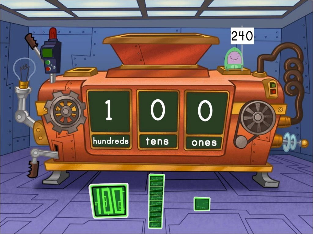 hight resolution of 3-Digit Place Value Machine - Math Game   Game   Education.com
