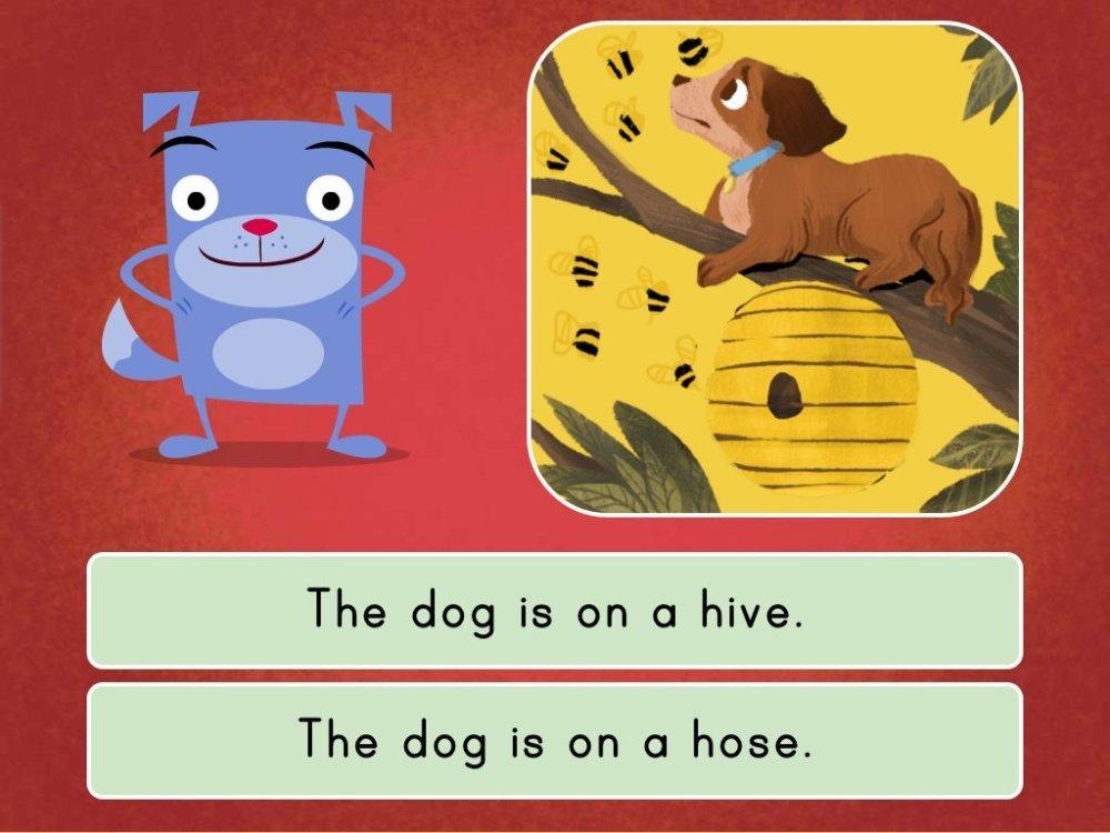 medium resolution of Silent E Sentence Match Game   Game   Education.com