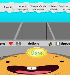 Metaphor Sorting In Muggo's Brain   Game   Education.com [ 768 x 1024 Pixel ]