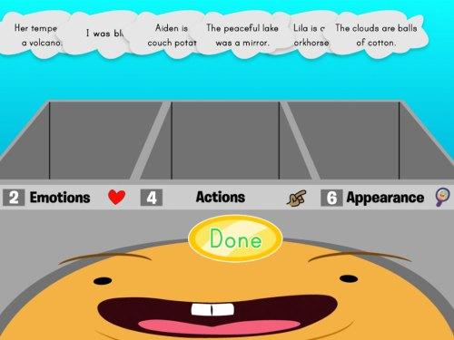 small resolution of Metaphor Sorting In Muggo's Brain   Game   Education.com
