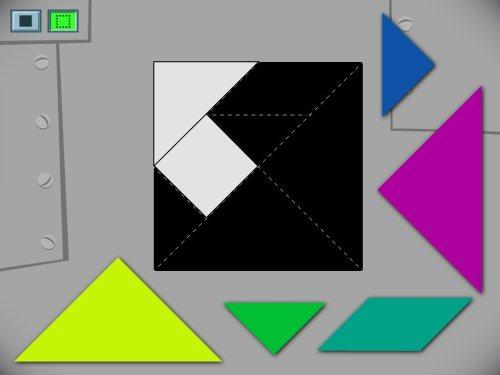 small resolution of Create a Square Tangram Game   Game   Education.com