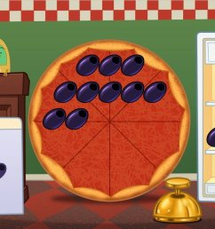 Subtraction Pizza Party Game   Game   Education.com [ 768 x 1024 Pixel ]