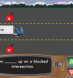 Suffix Game with Trucks   Game   Education.com [ 870 x 1165 Pixel ]