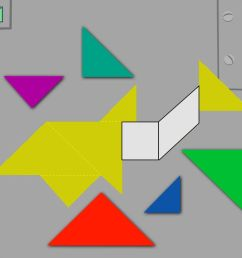 Shark Tangram Challenge Game   Game   Education.com [ 768 x 1024 Pixel ]