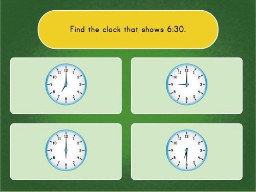 small resolution of Telling Time with Clocks Game   Game   Education.com