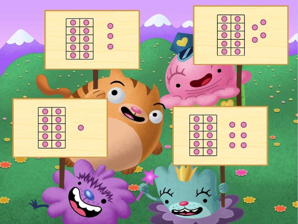 medium resolution of Ten Frame 11-20 Game   Game   Education.com