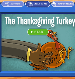 The Thanksgiving Turkey   Story   Education.com [ 768 x 1024 Pixel ]