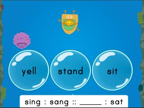 small resolution of Treasure Diving: Analogies   Game   Education.com