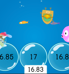Treasure Diving: Rounding Decimals to the Nearest Hundredth   Game    Education.com [ 768 x 1024 Pixel ]