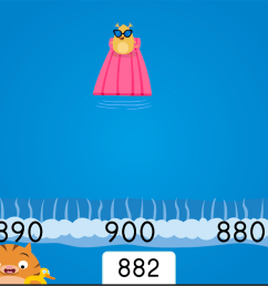 Water Rafting: Rounding Three-Digit Numbers to the Nearest Hundred   Game    Education.com [ 768 x 1024 Pixel ]