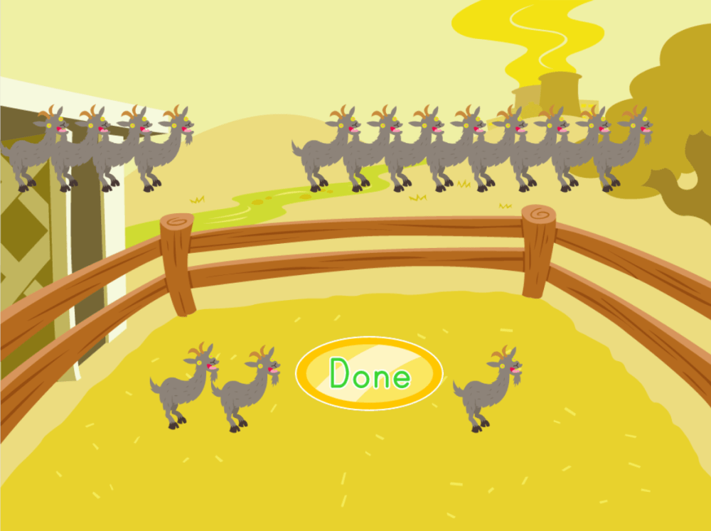 medium resolution of Repeated Addition at the Zoo   Game   Education.com