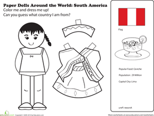 Hispanic Heritage Month Worksheets Free Worksheets Library