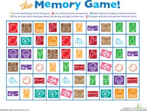 Printable Board Games Worksheets Amp Free Printables