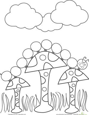 Preschool Nature Worksheet. Preschool. Best Free Printable