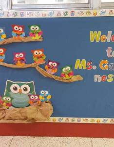 Welcome to ms gaudet   nest by jessica  also bulletin board ideas for teachers rh educationtothecore