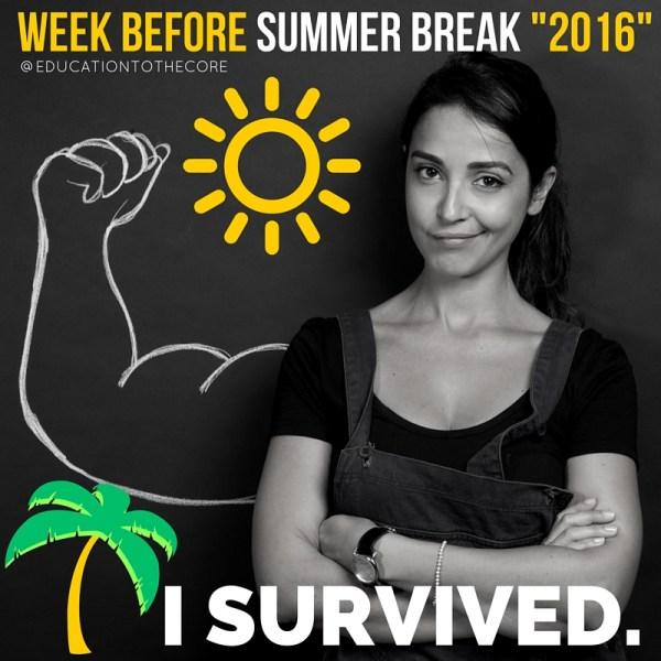 Funny Teacher Summer Break Memes