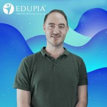 Thầy Adam Lewis Đội ngũ giảng viên Edupia 100% Giáo Viên Bản Ngữ Với Nhiều Kinh Nghiệm Giảng Dạy