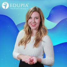 Cô Jessica Miller Đội ngũ giảng viên Edupia 100% Giáo Viên Bản Ngữ Với Nhiều Kinh Nghiệm Giảng Dạy