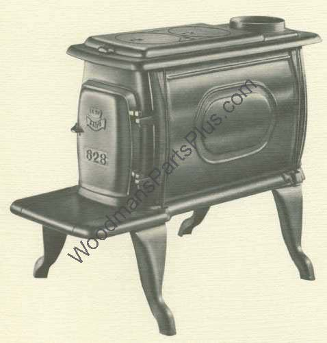 King Box Heater model 624 628 632
