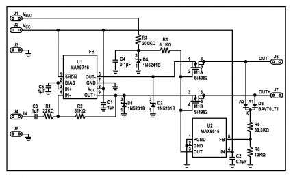 Electronics and Electrical Engineering Application Notes