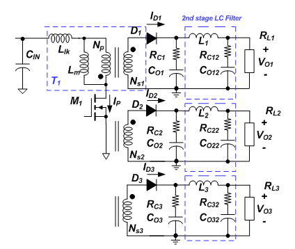 Reducing Output Voltage Ripple on Flyback Converters
