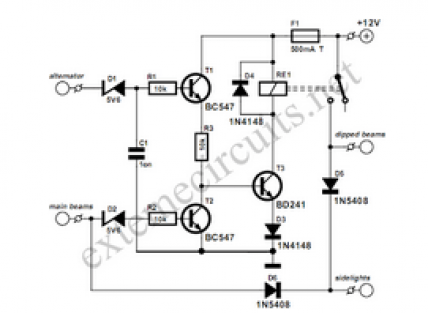 Where Are The Led Running Lights On 2013 Wiring Diagram