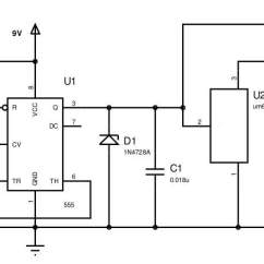 Electronics Mini Projects With Circuit Diagram How To Draw A Circle Of Induction Motor Circuits For Engineering Students Eeweb Music Connection Tester Jpg Continuity Melody Project